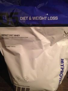 Vanilla Cookie Diet Whey Protein