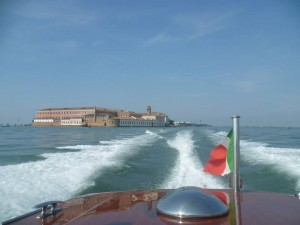 Water Taxi Venice