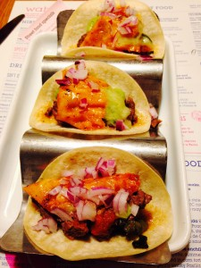 Wahaca Steak Taco