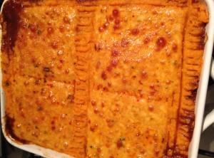 Chilli con Carne Pie
