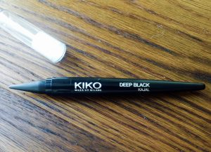 Kiko Deep Black Kajal