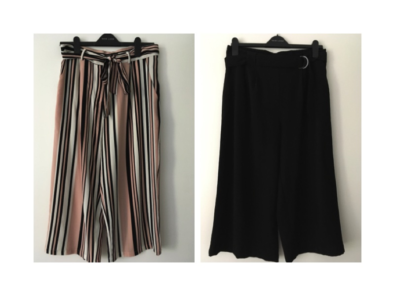 New Look Culottes