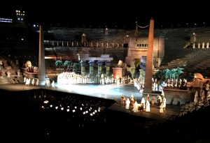 Aida at Verona Arena