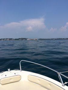 Renting a Speedboat