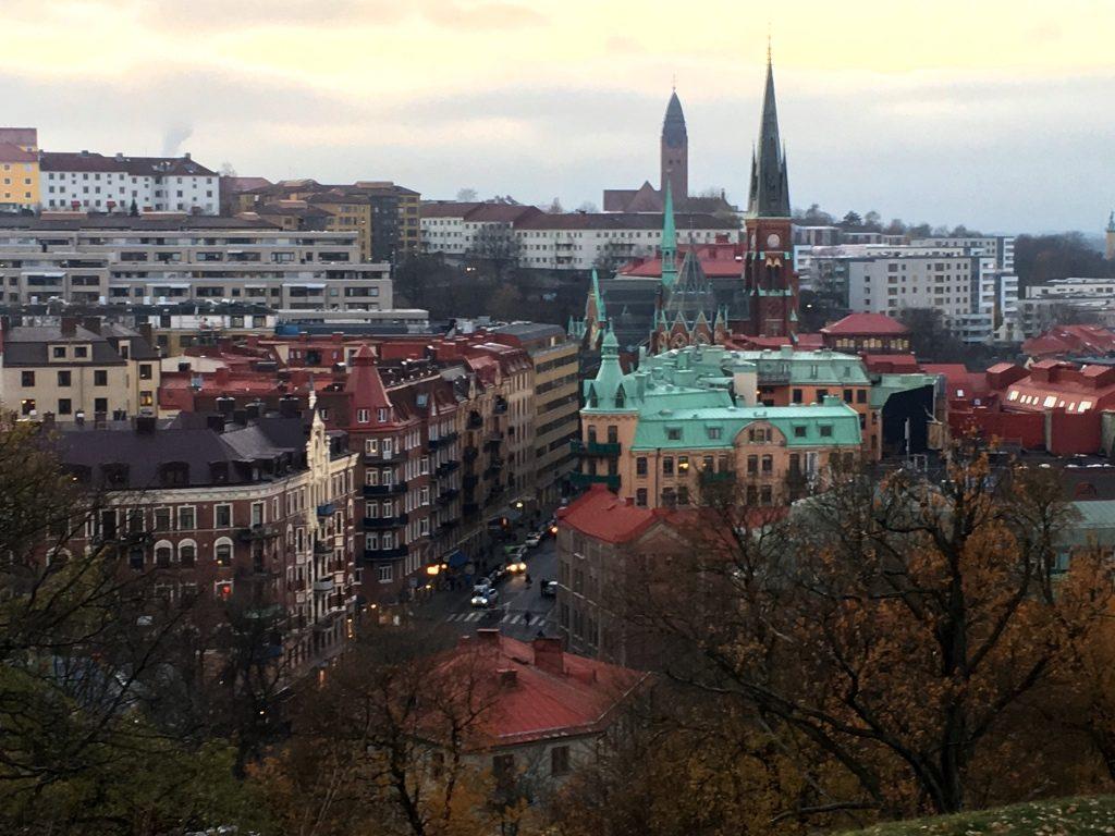 View of Gothenburg