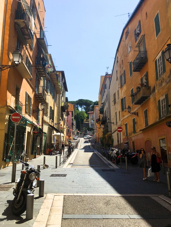 Street in Nice