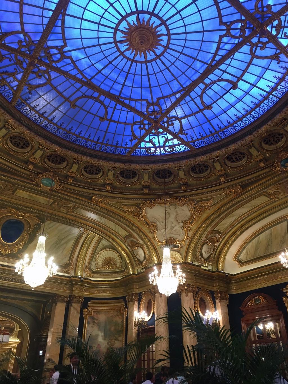 Inside Casino de Monte-Carlo