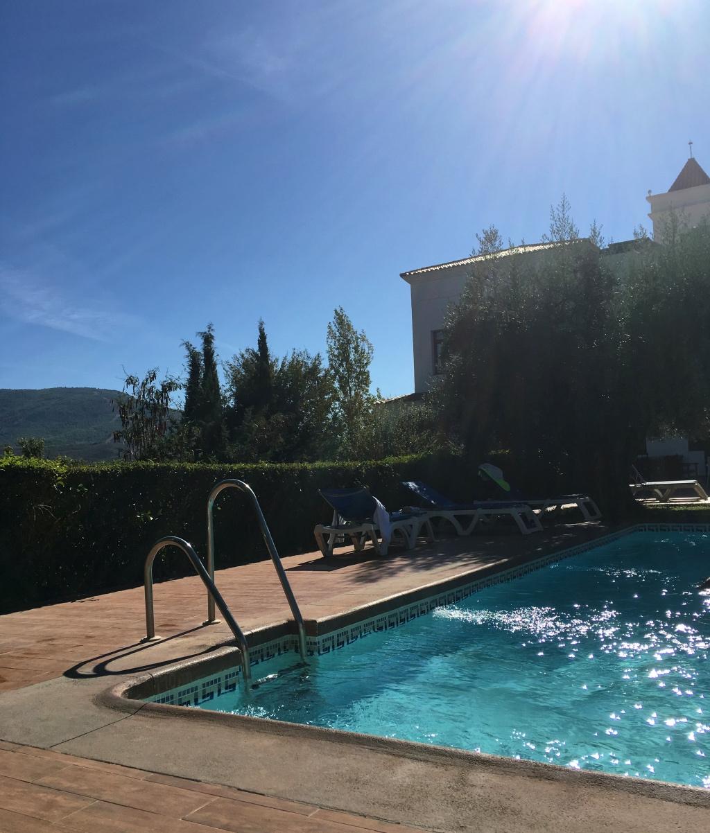 R&R at Hotel Villa de Laujar de Andarax