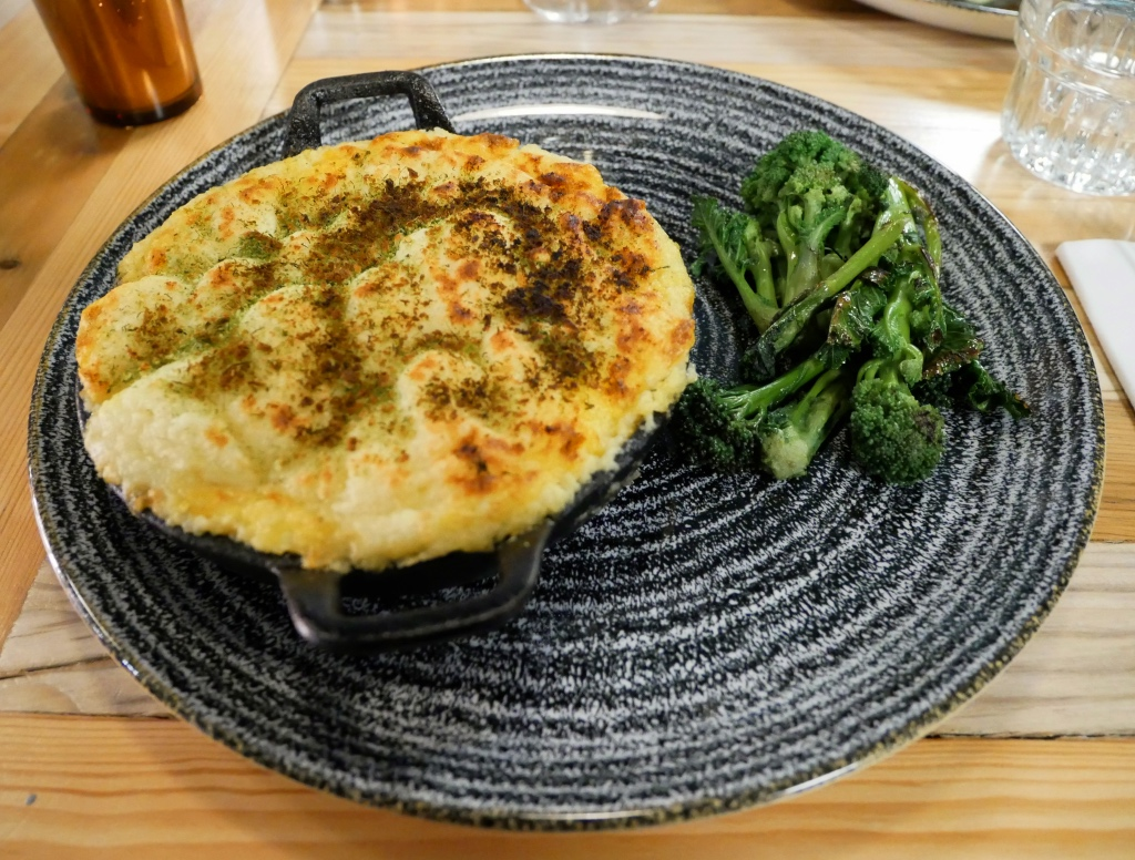 The Imperial Arms Shepherds Pie