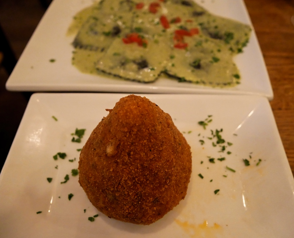 The Bolognese Arancine