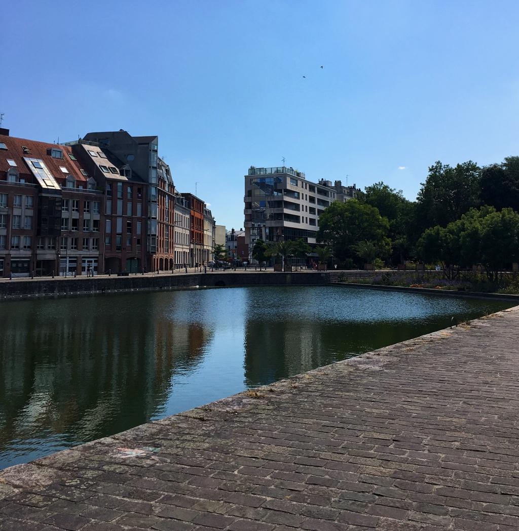 Square in Lille